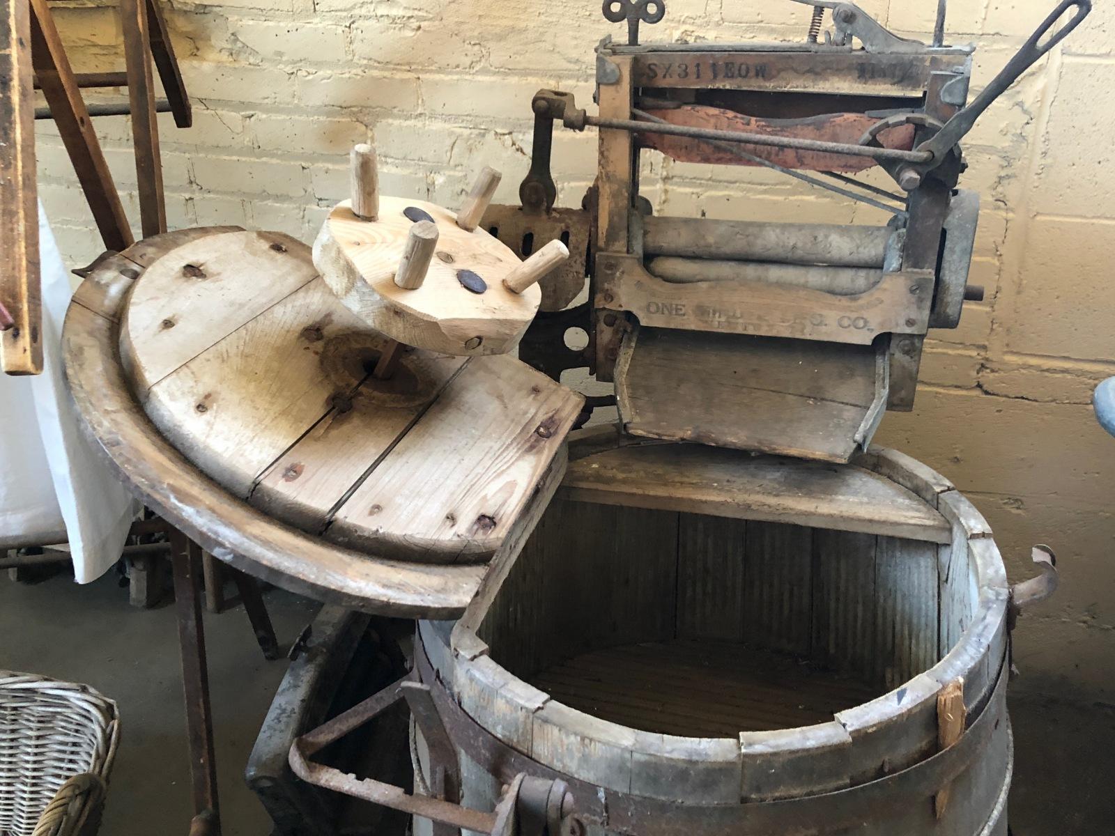 Wood Washer