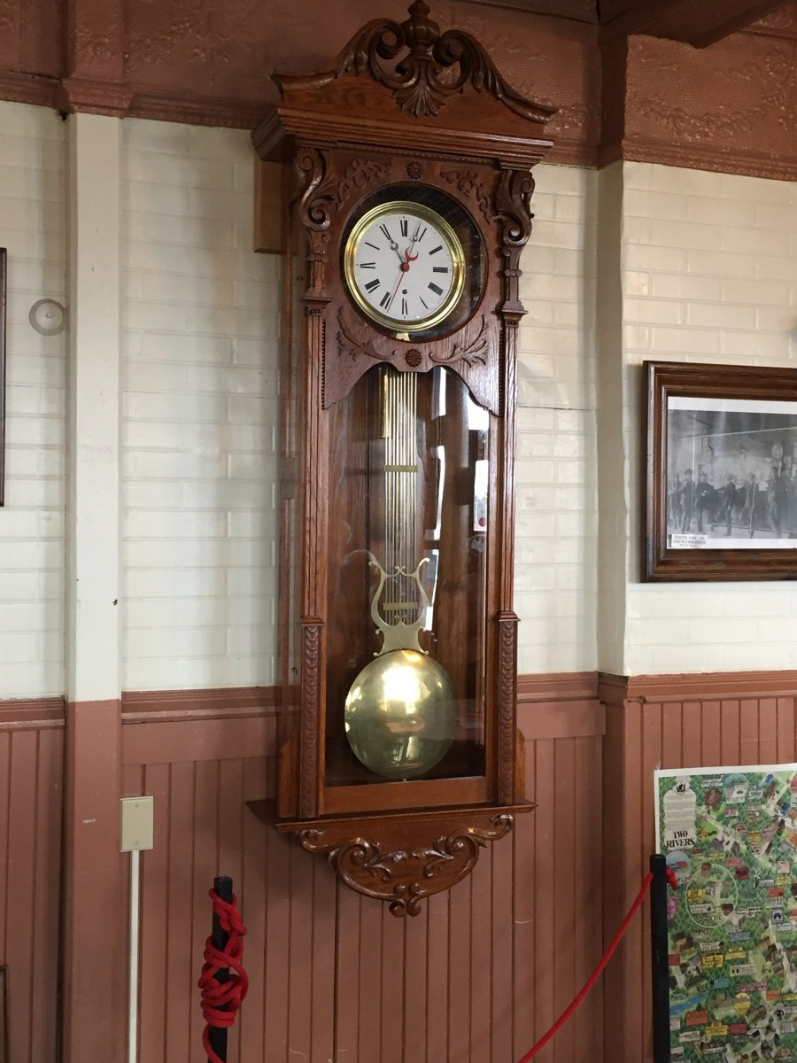 Hamilton Hotel Clock