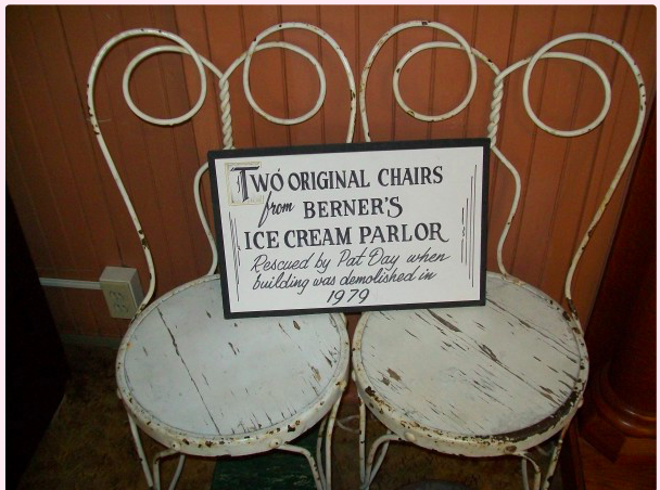 Two Original Chairs