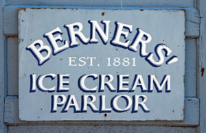 Berner's Ice Cream Parlor - Home of the Ice Cream Sundae